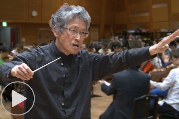小泉和裕さん カラヤン直伝の指揮に円熟味