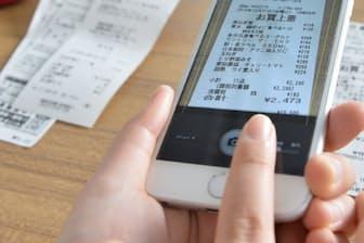 家計簿アプリを使えばさらに手間を省ける