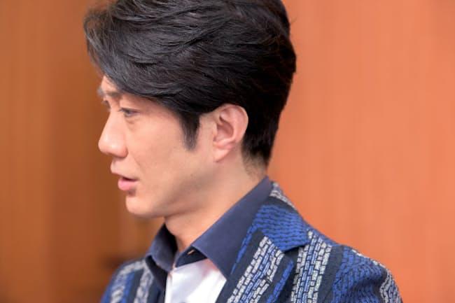 主演映画『花戦さ』が公開される野村萬斎さん