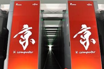 理化学研究所と富士通が開発した国産スーパーコンピューター「京」