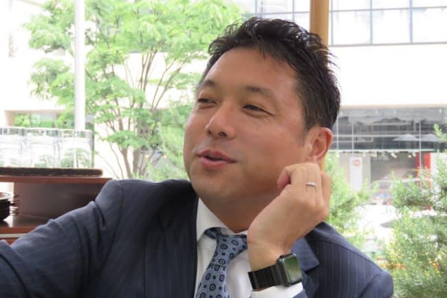 アストロスケールの岡田光信CEO