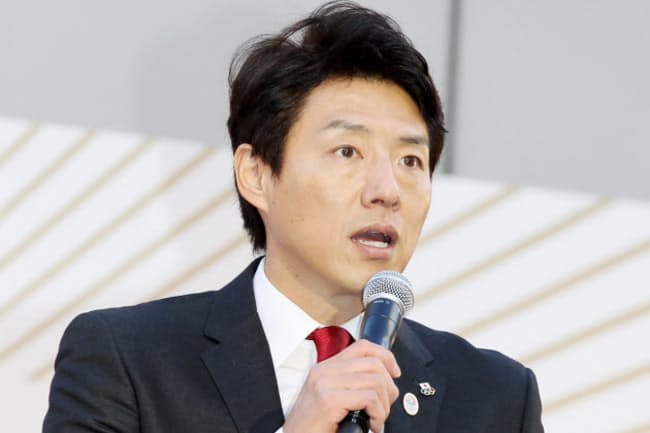 松岡修造さんは2017年度「理想の上司」(産業能率大学調べ)で3年連続首位