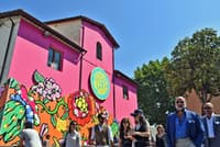 13日、フィレンツェで開幕した世界最大級のメンズファッション見本市「ピッティ・イマージネ・ウオモ」