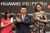 大ヒットモデル「P9」シリーズの後継となる、「P10」シリーズの投入を発表。今回は大画面の「HUAWEI P10 Plus」も含めた3機種が投入される