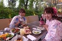 和テイストのクラフトビール「KAGUA」が飲めるロサンジェルス バルコニー テラスレストラン&ムーンバー