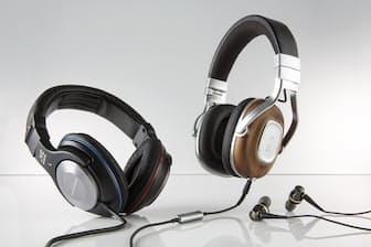 昭和世代のオーディオ評論家が選んだ高級ヘッドホンを平成生まれのライターが試聴する。今回取り上げたのは「HA-MX100-Z」(JVCケンウッド)、「AH-MM400」(デノン)、「ATH-CKR100」(オーディオテクニカ)の3機種