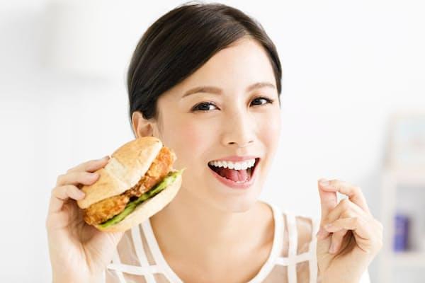 太っている人vs太っていない人、たった3つの食習慣で大きな差が!(c)wang Tom-123rf