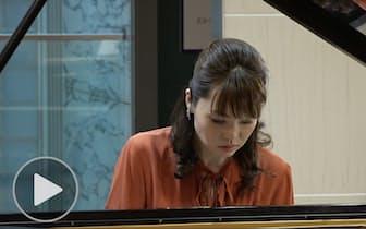 ピアニスト上野優子 リスト超絶技巧への旅