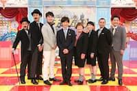 2017年4月からプライムタイムに昇格した『にちようチャップリン』(日曜午後10時/テレビ東京系)(C)テレビ東京
