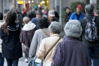 高齢世帯への資産集中が加速している