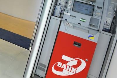 セブン銀行ではセブンイレブンなどで利用できるnanacoポイントをためられる