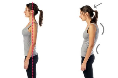 腰痛や肩こりと関係の深い2大生活習慣は「姿勢」と「ストレス」(c)undrey -123rf