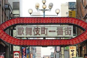 歌舞伎町は営業エリアの中で最大の激戦区だった