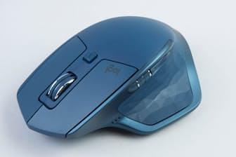 新登場の「MX MASTER 2S」は1万2880円。大きめだが僕の手にはなじんでおり、もはやほかのマウスを使う気になれない