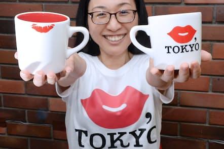 新しい東京土産を目指す「キストーキョー」の商品(東京都中央区)