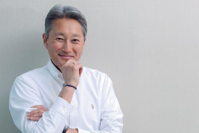 ソニー社長兼CEO平井一夫氏。1960年生まれ。84年CBS・ソニー(現ソニー・ミュージックエンタテインメント)入社。97年ソニー・コンピュータエンタテインメント(SCEI、現ソニー・インタラクティブエンタテインメント)執行役員、2006年SCEI社長兼グループCOOなどを経て、12年4月から現職