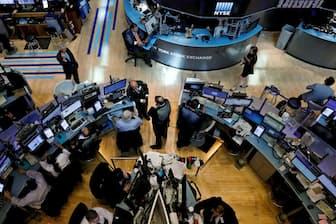 米国市場では「FANG・MANT」相場が続く(ニューヨーク証券取引所=ロイター)
