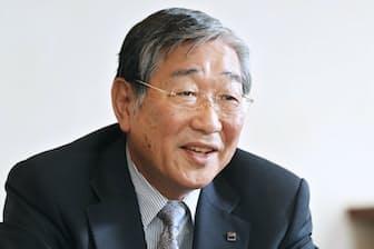 アサヒグループホールディングスの泉谷直木会長