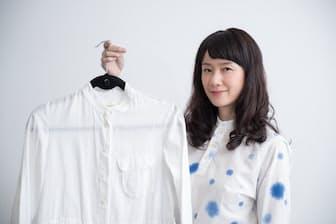 原田知世さんが持ってきてくれたのは「優しい服」