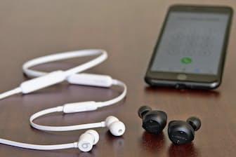 音楽やスポーツ向きの両耳タイプ