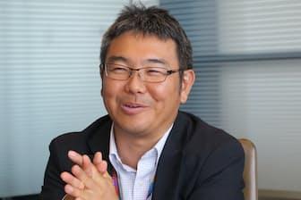 アクセンチュアの武井章敏人事部長