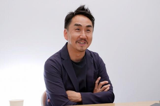LINE代表取締役社長CEO(最高経営責任者)の出澤剛氏
