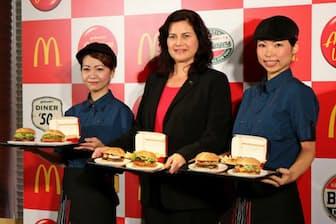 社長就任後、女性をターゲットにしたチキンの新商品を投入(2013年12月25日)