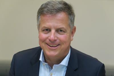 独SAP最高人事責任者のステファン・リーズ氏