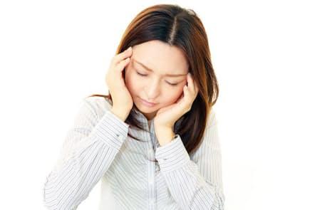 長引く疲れ。でも原因が分からない。そんなときは副腎疲労の可能性もある(c)Shojiro Ishihara-123rf