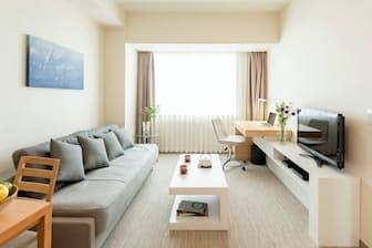東京・赤坂にサービスアパートメントを開業するフレイザーズは、大阪・なんばでも同様の施設を運営している