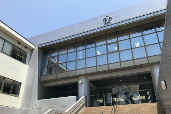 都立国立高校(東京都国立市)
