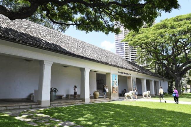 今年創設90年を迎えたホノルル美術館