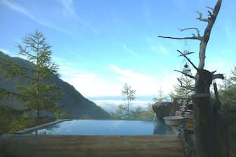 高峰温泉(長野県)