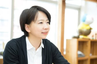 篠田真貴子さん(写真:品田裕美)