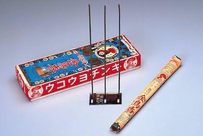 仏壇のお線香のような棒状から、効果が4時間続く渦巻きへ進化。当時から輸出していた