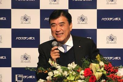 エイチ・アイ・エスの沢田秀雄氏