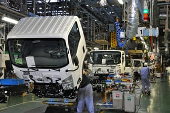 いすゞ自動車の藤沢工場