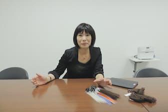 井上美也子 アデランス東日本カウンセリング室マネージャー
