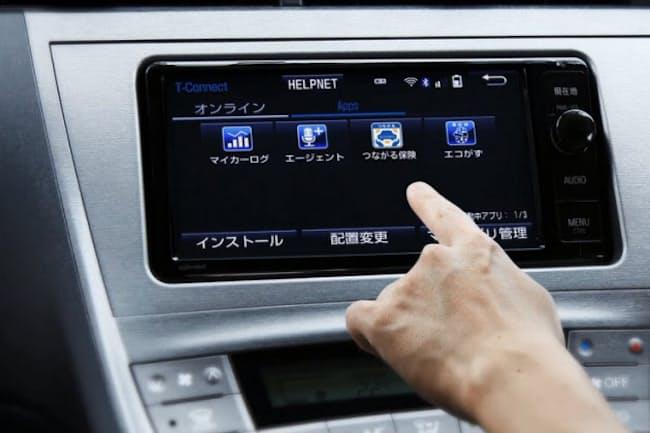 あいおいニッセイ同和損害保険は、スマートフォンを使った契約者向けの安全運転支援サービスも2017年1月からモニター向けに提供。運転挙動データを収集している