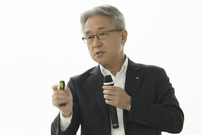 味の素の西井孝明社長