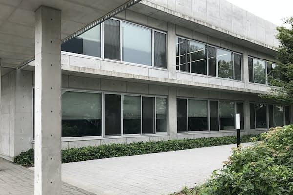 東京都練馬区にある早稲田大学高等学院
