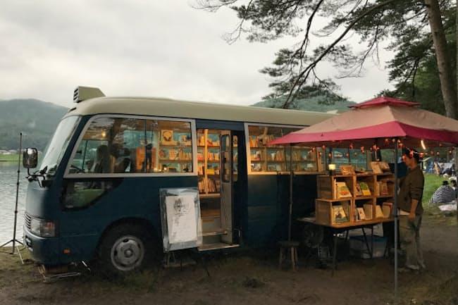 バリューブックスが手がける「ブックバス」は9月に本格稼働する