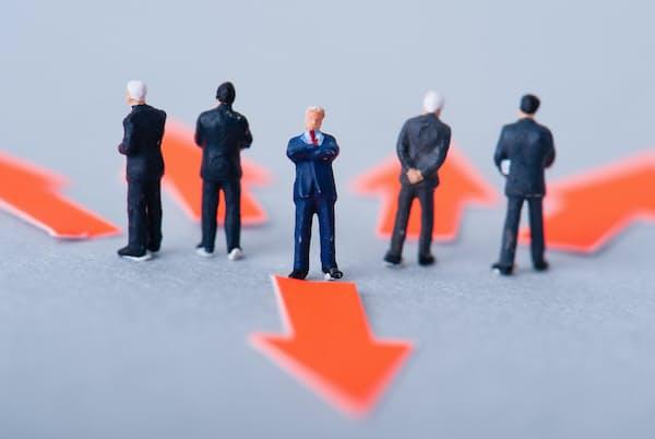 経営トップの大胆な決断は理解を得にくいこともある PIXTA