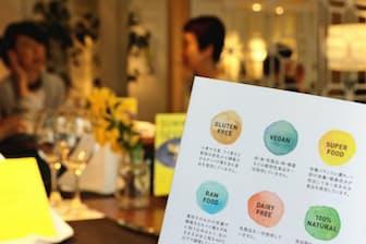 アニバーサリーガーデンレストラン(東京・港)は食物アレルギーやビーガンなど幅広い需要に対応