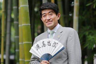 1970年神奈川県生まれ、46歳。87年プロデビュー。名人を通算8期獲得。永世名人の資格をもつ。タイトル獲得12期。著書に「覆す力」他。日本将棋連盟専務理事。 吉川秀樹撮影