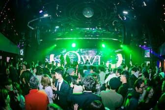 ナイトクラブを楽しみたいという訪日外国人の需要は大きい(写真はナイトクラブのイメージ)