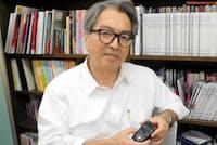 膵臓がん経験者として仕事と治療の両立を訴える真島喜幸・パンキャンジャパン理事長