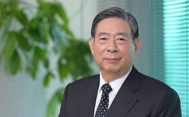 SBIホールディングス 代表取締役執行役員社長 北尾吉孝氏