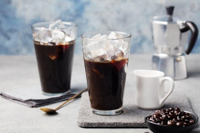 コーヒーの健康効果が欧州でも確認された(C)Anna Pustynnikova-123rf