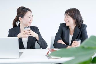 会話を気持ちよく続けるには、発言量が偏らないバランスが肝心 PIXTA